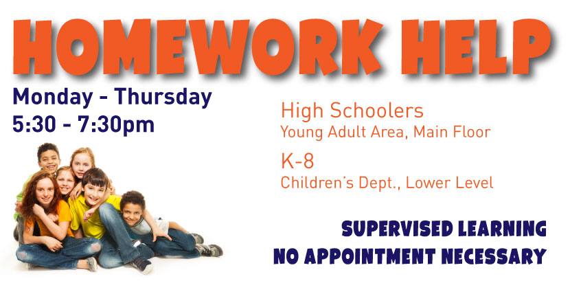 Marion county public library homework help