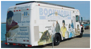 Retired Neighborhood Bookmobile