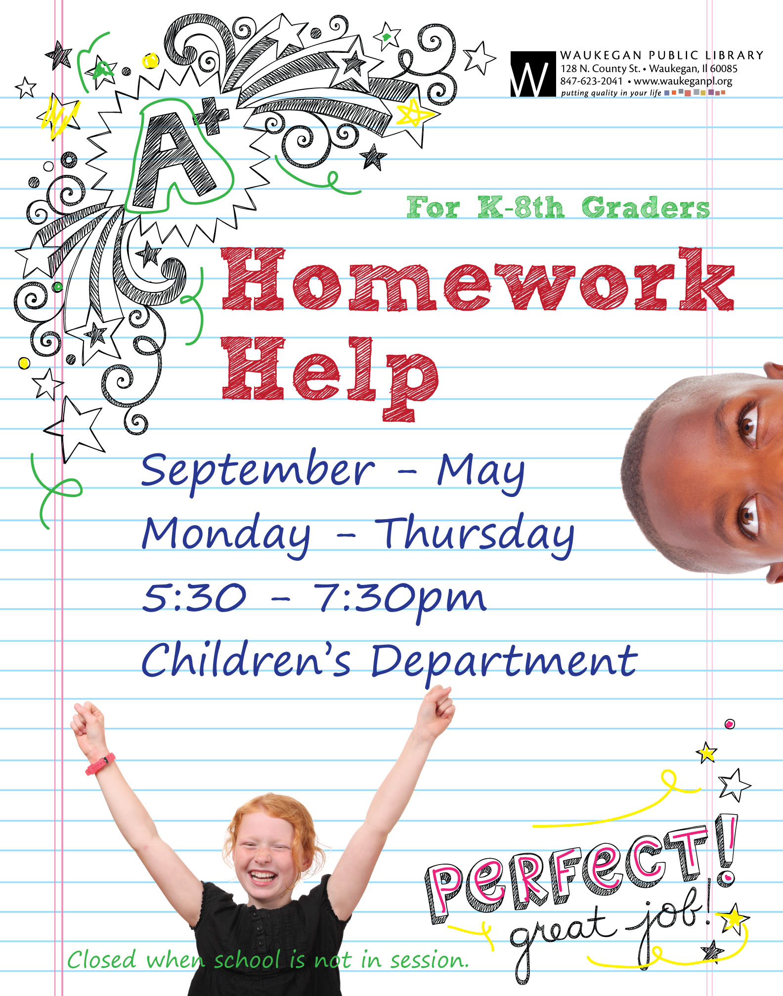 Homework help on writing