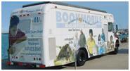 Retired Neighborhood Bookmobile