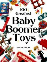 Baby Boomer Toys