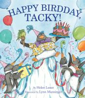Happy Birdday Tacky