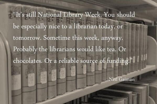 ntl library week