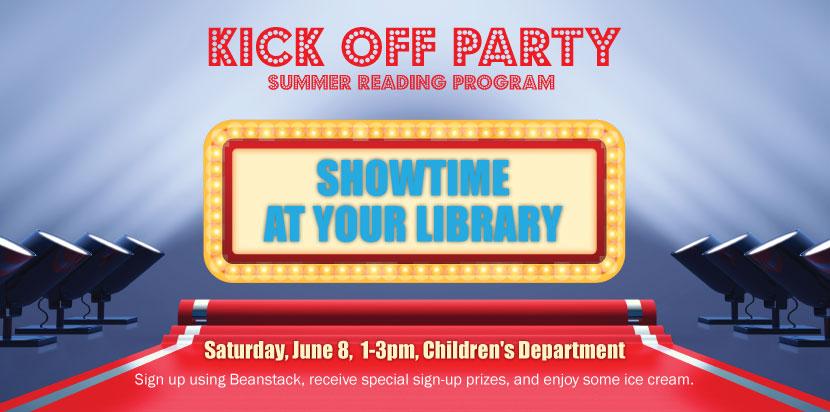 Summer Reading - Waukegan Public Library